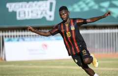 Tuan rumah lolos ke final PON Papua seusai terkam Kalimantan Timur 5-1